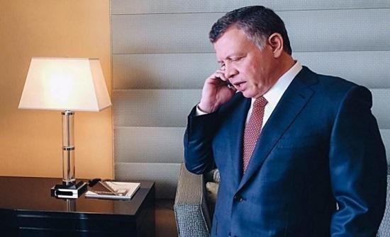 وزير الخارجية الأميركي يؤكد تضامن الولايات المتحدة التام مع الأردن