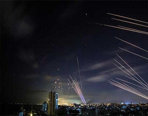 الجيش الإسرائيلي: 70 صاروخا أطلق من غزة منذ امس و4070 منذ بداية الحرب