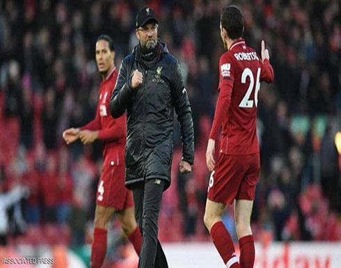 """""""بهذا انتصرنا"""".. مدرب ليفربول يكشف """"خطة فترة الاستراحة"""""""