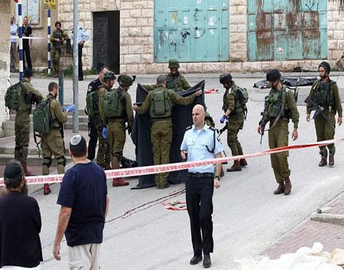 إصابة مستوطنين اثنين بعملية طعن قرب نابلس (شاهد)