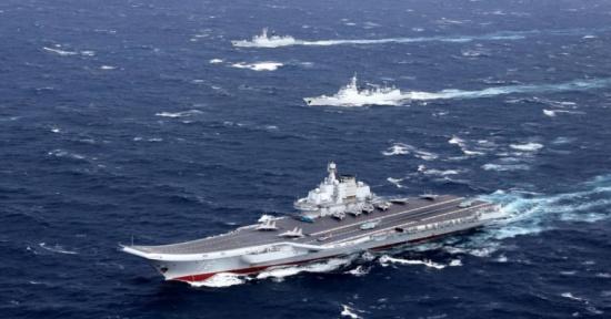 نذر توتر بعد عبور حاملة طائرات صينية مضيق تايوان