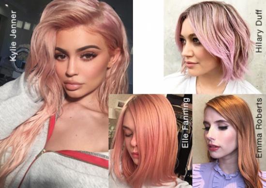 لونان غير تقليديّين يسيطران على صيحات الشعر لخريف 2016