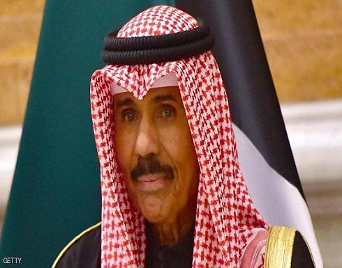 الشيخ نواف الأحمد الصباح يؤدي اليمين الدستورية أميرا للكويت