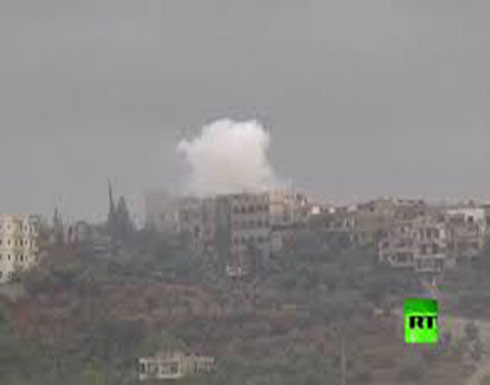 """بالفيديو : جرحى بتجدد الاشتباكات في مخيم """"المية ومية"""" جنوبي لبنان"""