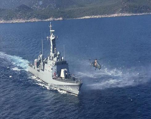 """اليونان وقبرص الرومية وإسرائيل يبحثون تطورات """"شرقي المتوسط"""""""