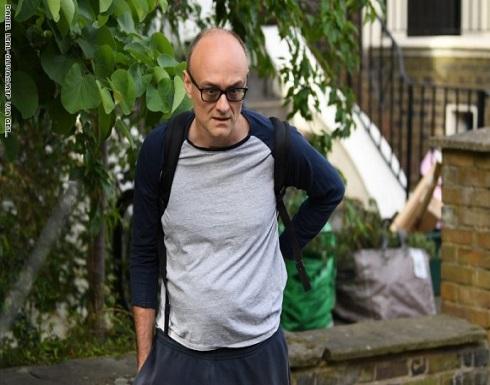 استقالة وزير بحكومة بريطانيا بعد خرق مستشار جونسون لحظر السفر