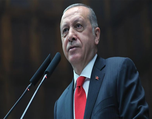 أردوغان: لن نقبل أي إملاءات تنال من إرادتنا الوطنية