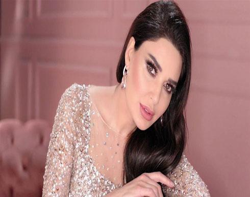 شاهد : سيرين عبد النور جامحة تتحول إلى نسخة من شقيقتها