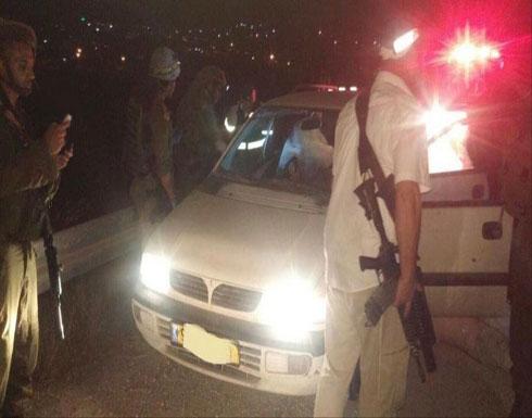 مقتل مستوطن بعملية إطلاق نار في نابلس (شاهد)