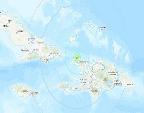 11 قتيلاً في زلزال بقوة 5.9 شمال هايتي