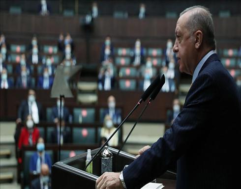أردوغان: لا يمكن أن يصبح المسلم إرهابيًا ولا الإرهابي مسلمًا