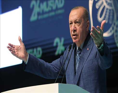 أردوغان: تركيا باتت صاحبة كلمة في كل قضايا المنطقة