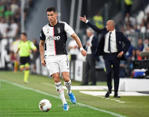راتب رونالدو يتخطى لاعبي 3 أندية في إيطاليا