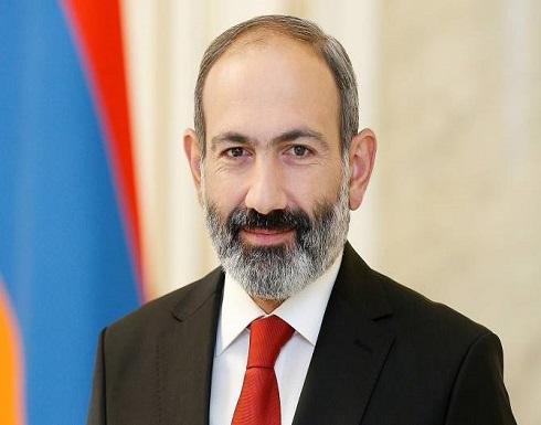 بعد اتهام محاولة الانقلاب.. رئيس وزراء أرمينيا يخاطب أنصاره