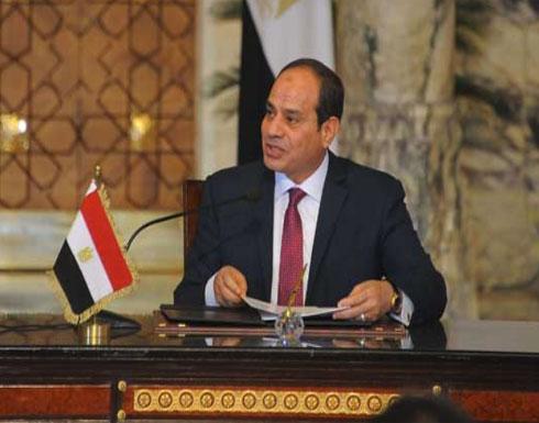 نواب البرلمان المصري يوقعون استمارات ترشيح السيسي لفترة رئاسية ثانية
