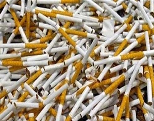 ضبط مليون سيجارة مهربة أسفل شاي مستورد إلى إستراليا