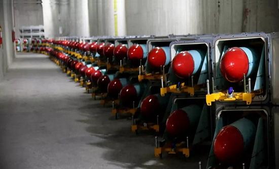 إيران تعلن إنتاج 55 كيلوغراماً من اليورانيوم المخصب إلى 20% خلال 4 أشهر
