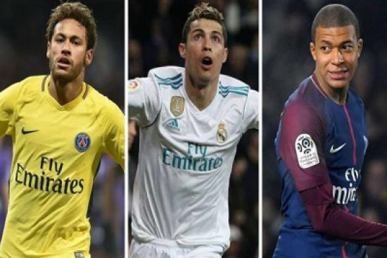 ريال مدريد يتفوق على سان جيرمان في القيمة السوقية للاعبين