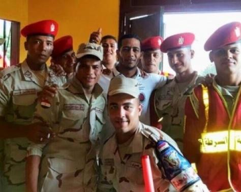 بالفيديو- تقدم محمد رمضان للخدمة العسكرية يكشف عمره الحقيقي... تعرفوا عليه