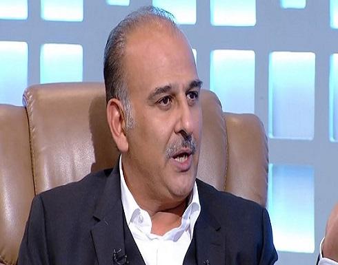 شاهد.. جمال سليمان يرقص في حفل حسين الجسمي في القاهرة