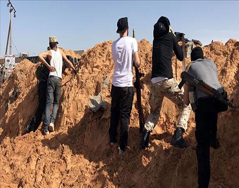 متحدث باسم قوات الوفاق: استهدفنا عدة تمركزات لقوات حفتر