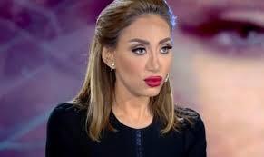 ريهام سعيد بنحافة ملحوظة بعد ولادتها – بالصورة