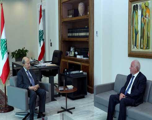 الرئيس اللبناني يعلن استعداده للإدلاء بإفادته في قضية انفجار مرفأ بيروت