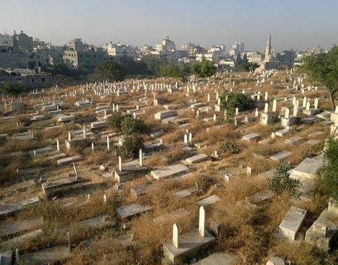 بالصور.. مقبرة غريبة سكانها ليسوا بشر
