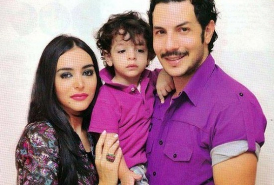 باسل خياط ينتظر مولودته الثانية