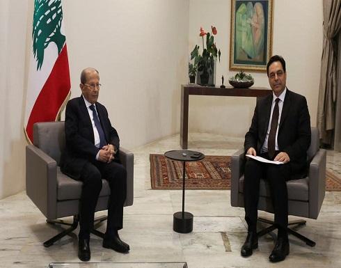 دعوى قضائية ضد ميشيل عون وحسان دياب بشأن انفجار مرفأ بيروت