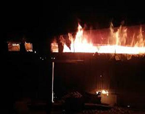 بالفيديو.. ميليشيا الحوثي تقصف مجمعا صناعيا في الحديدة