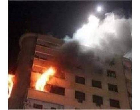 حادثة هزت دولة عربية...خليجي يعتدي على والدته ويشعل النار في منزلها