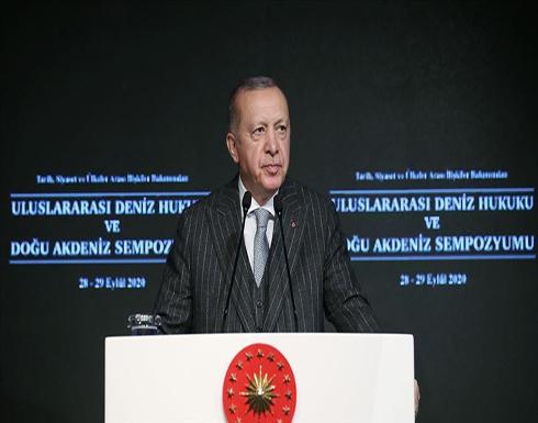 """أردوغان: حان الوقت لإنهاء أزمة إقليم """"قره باغ"""" الأذربيجاني"""