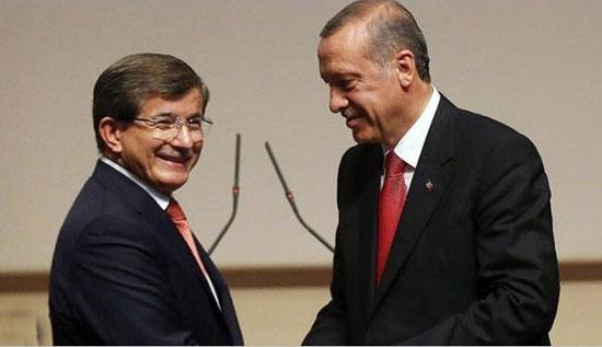 اردوغان يقبل استقالة رئيس الوزراء داود أوغلو