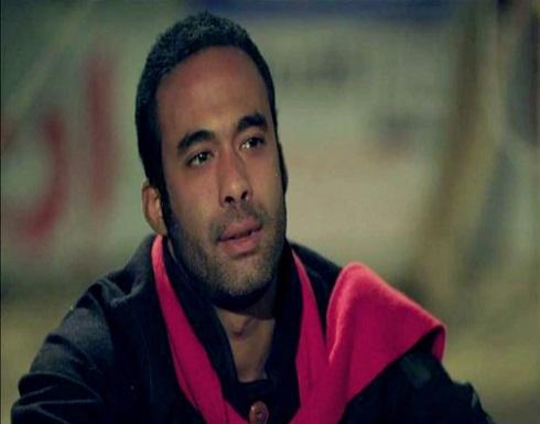 ياسمين غيث تتعرض لأزمة قلبية بسبب وفاة هيثم أحمد زكي وهذه صورتها بالمستشفى