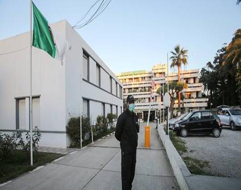 الجزائر تسجل 12 وفاة و614 إصابة جديدة بفيروس كورونا