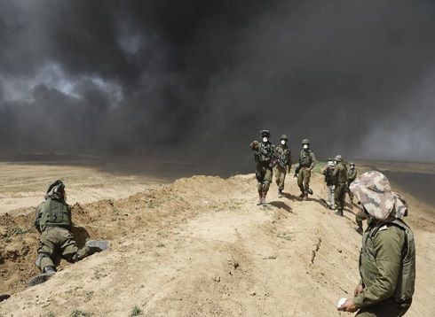 ثلاثة شهداء وإصابة صحفية بجراح في عدوان إسرائيلي على غزة