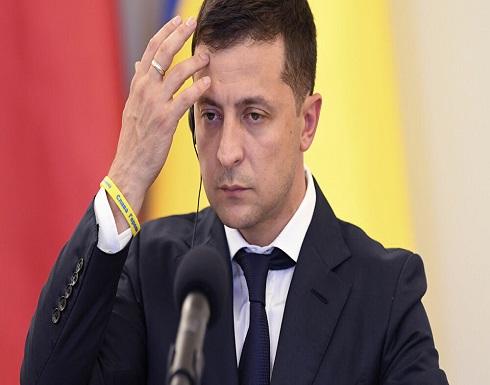 رئيس جمهورية دونيتسك الانفصالية يدعو الرئيس الأوكراني إلى محادثات بناءة