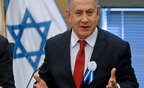 """نتنياهو مجددا : سنفرض السيادة على """"غور الأردن"""" وبدعم أمريكي غير محدود"""
