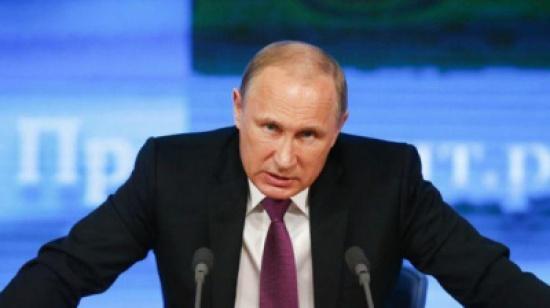 بوتين يأمر بتعزيز القوة الضاربة النووية الروسية