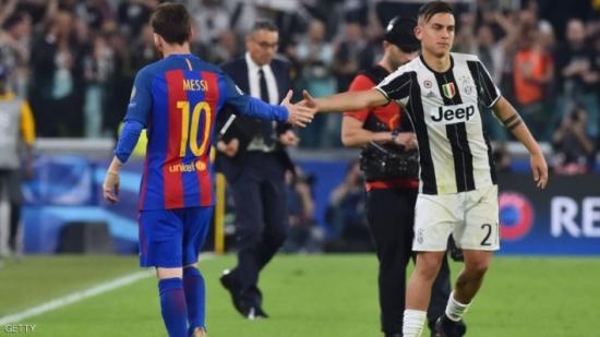 حارس برشلونة يخشى قوة ديبالا