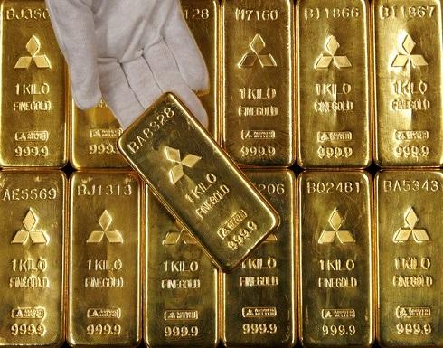 الذهب يقفز فوق 1600 دولار للأوقية بعد هجوم إيراني على القوات الأمريكية