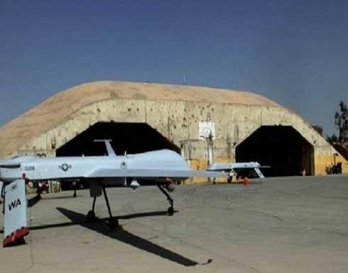 مصادر أمنية: سقوط 5 صواريخ على القاعدة الجوية العسكرية العراقية شمالي بغداد