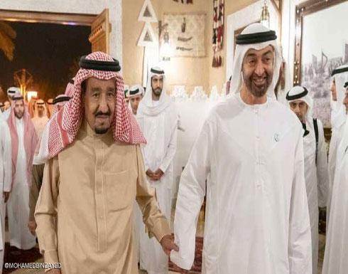 ولي عهد أبوظبي: الإمارات ستظل في خندق واحد مع السعودية