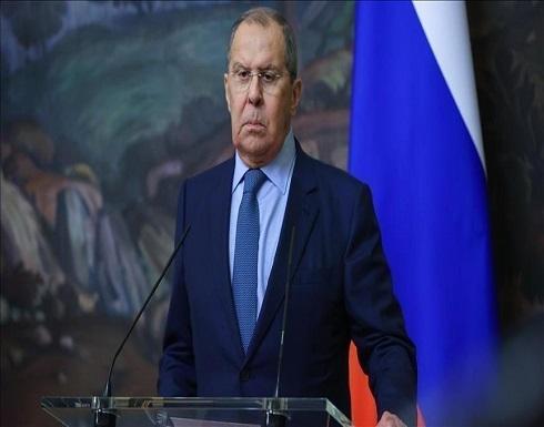 لافروف: لا نرغب برؤية قوات أمريكية في آسيا الوسطى