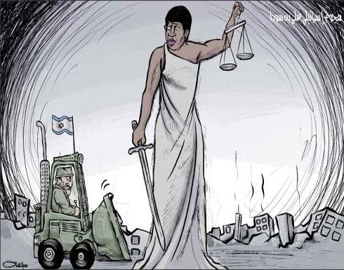 هجوم إسرائيلي على بنسودا
