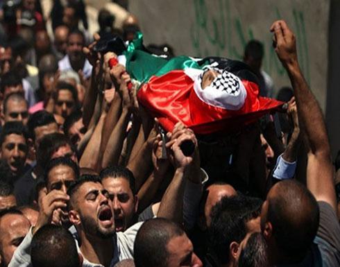 بالفيديو : الاحتلال يسلم جثماني شهيدين بعد احتجاز أحدهما 5 أشهر
