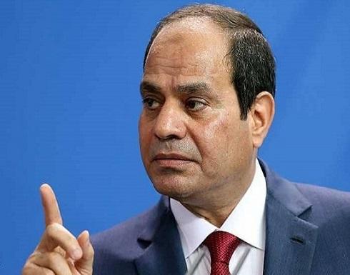 السيسي: إذا تعرض أمن الخليج للخطر سنحرك قواتنا لصد العدوان