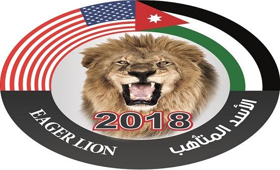 """7 آلاف جندي أردني وأمريكي يشاركون بمناورات """"الأسد المتأهب"""""""