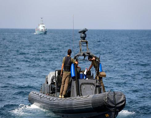 لبنان: زورق حربي إسرائيلي يخرق المياه الإقليمية ويلقي قنابل مضيئة